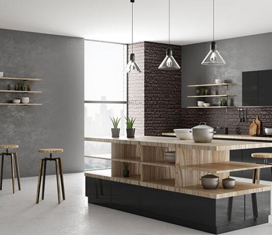 3 dodatki do kuchni w stylu loftowym