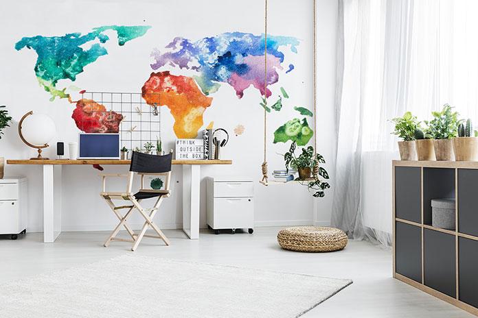 Świat pełen kolorów