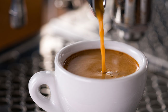 Kawa z kapsułki