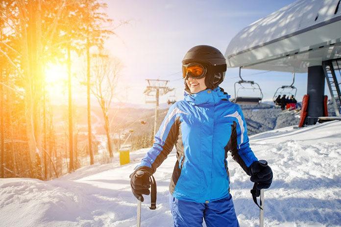 raj dla narciarzy