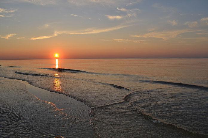 4t vacaciones en la costa del mar Báltico hotel apartamento Mar Báltico mirada corto viaje playa ★★★★