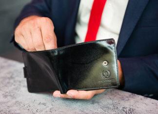 portfel męski