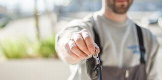 Zabezpieczenie kluczyka keyless