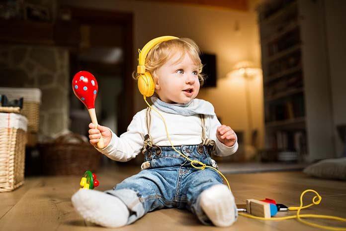 musical instruments for children
