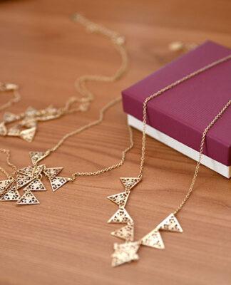 Efektowna i modna biżuteria Ami Bijoux