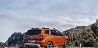 Dacia w 2021